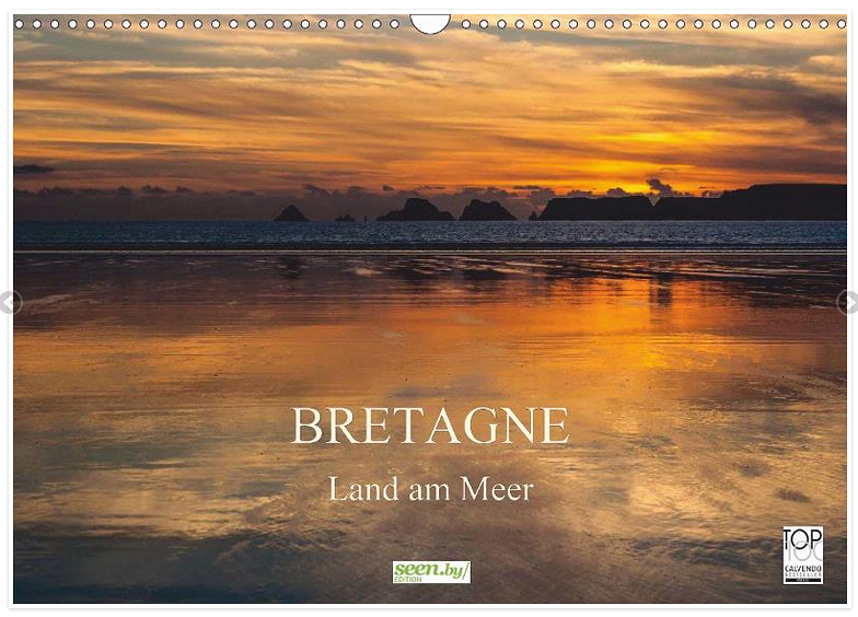 Bretagne  ' Land am Meer '