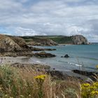 Bretonische Felsenküste