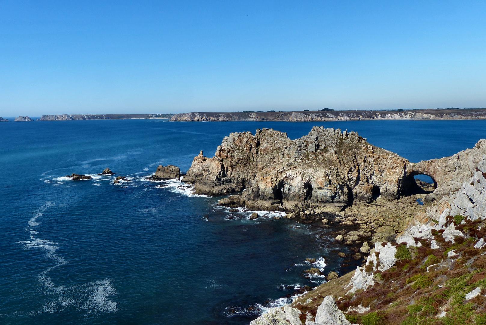 Bretonische Küste 01