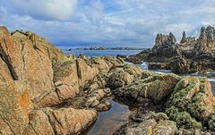 Bretonische Küstenlandschaft (1)