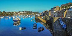 Bretonische Küstenlandschaft (2)