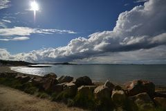 Bretonische Sonne