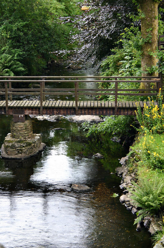 Bridge at Kinlochard