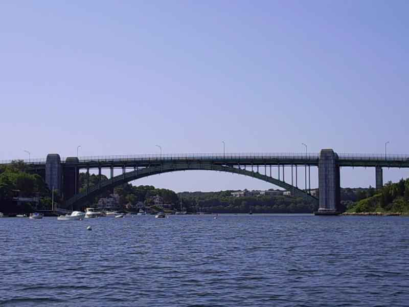 Bridge at Quincy Bay