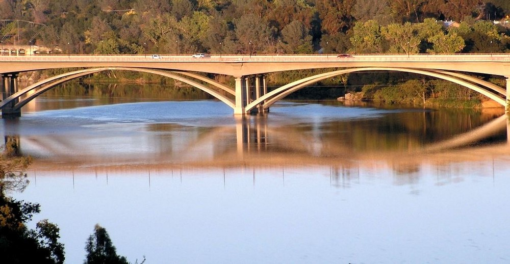 Bridge Ovcer American River