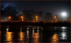 Bridge Over Holy Water