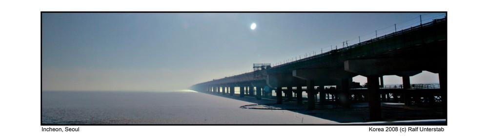 Bridge Over Low Tide