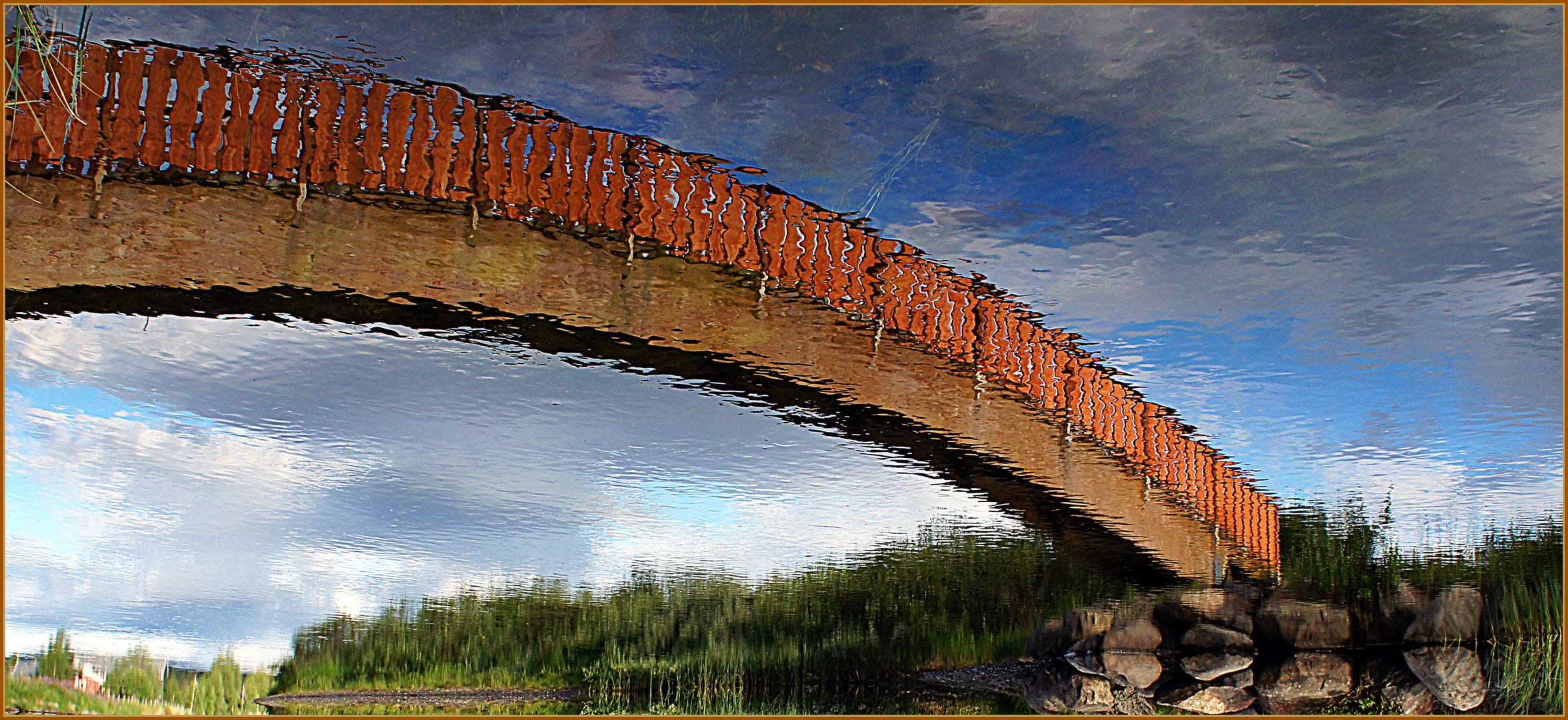 """""""Bridge over troubled waters..."""""""