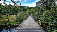 Bridge over troublet water