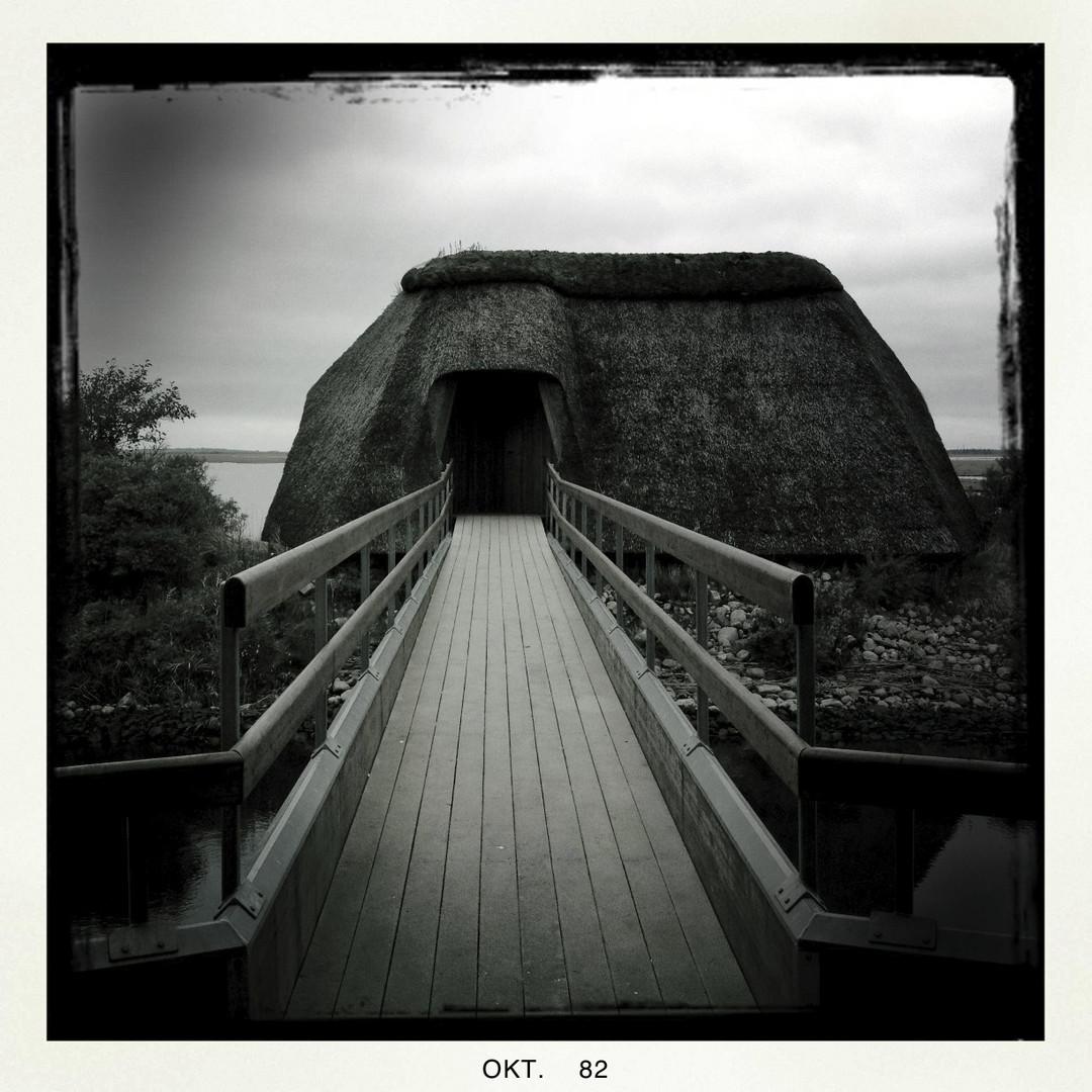 bridge to the house