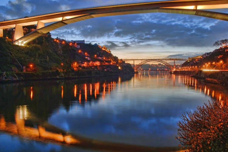Bridges of Oprto