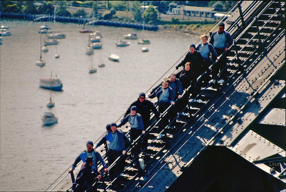 Bridgewalker in Action