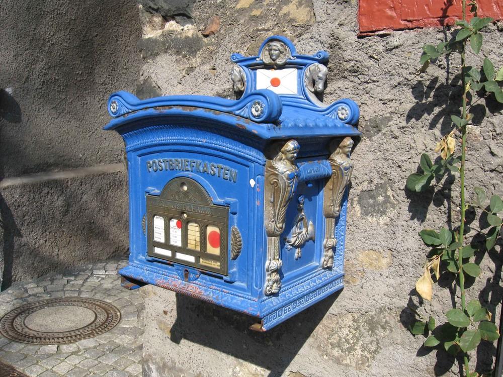 Briefkasten&Kanaldeckel