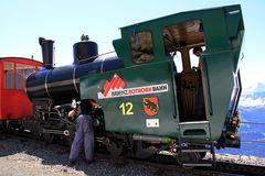 Brienzer Rothorn - Dampfbetrieb