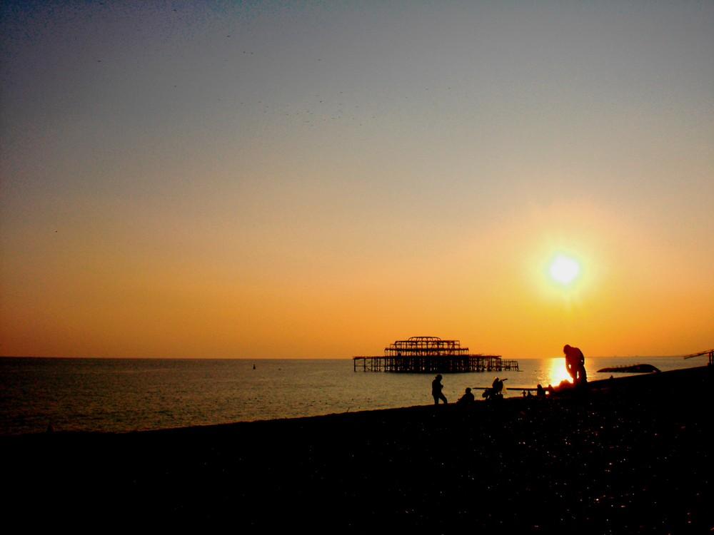 *brighton beach*