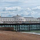 Brighton Palace Pier - Seebrücke