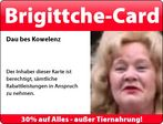 Brigittche-Card