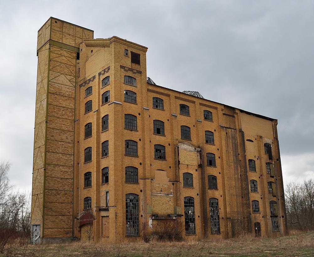 Brikettfabrik Witznitz