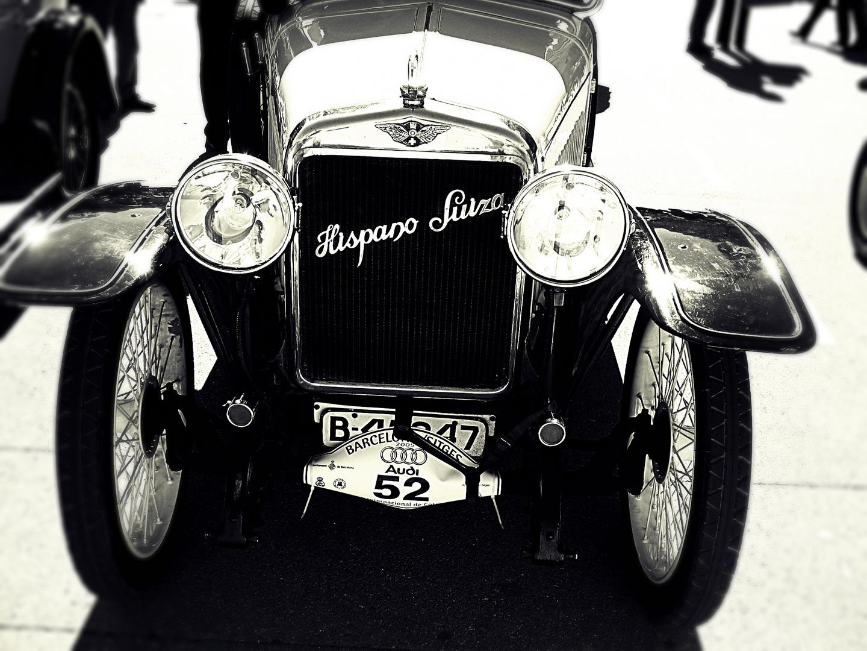 Brillante Hispano Suiza