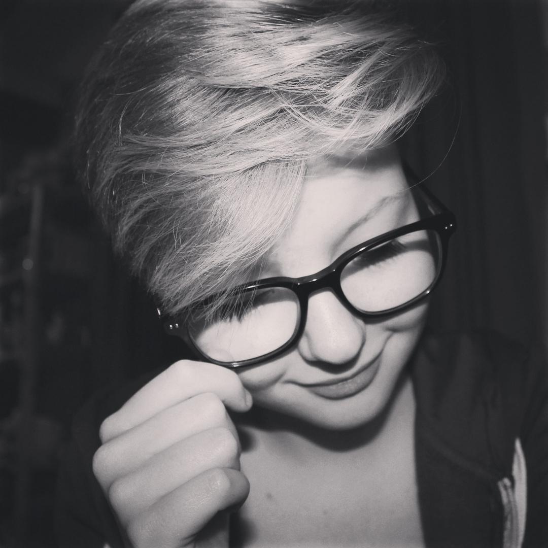 Brille S/W