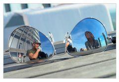 Brillen-Blickwinkel