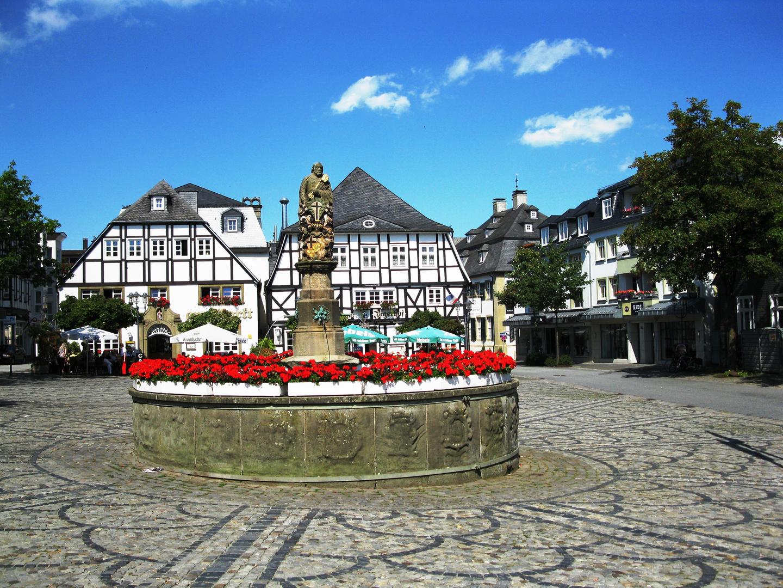 Brilon Marktplatz