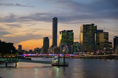 Brisbane Syline