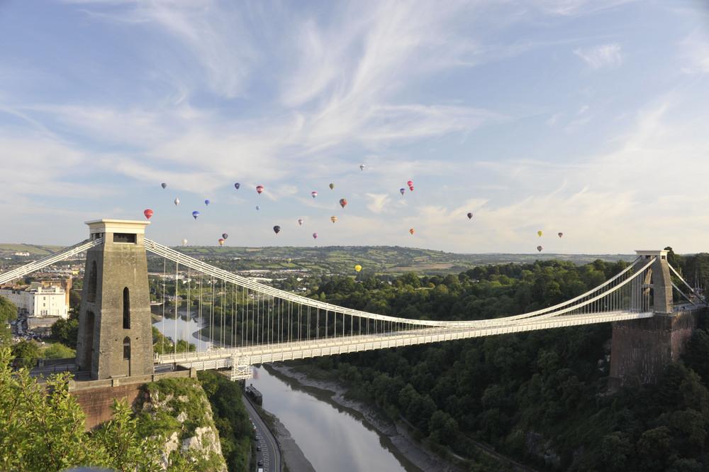 Bristol Balloon Festival 2009