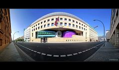 Britische Botschaft Panorama