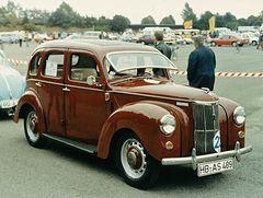 Britischer Ford