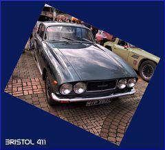 British Classic Car - Bristol 411