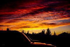 British Columbia Evening Light