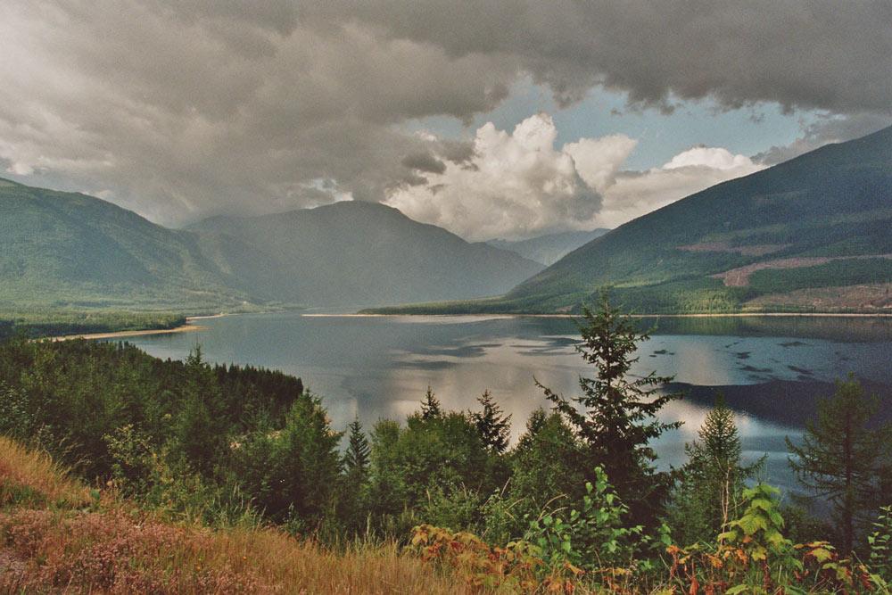 British Columbia, September 1993