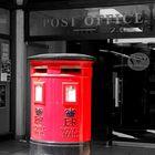 British Post – Gibraltar