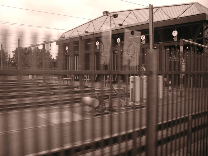 British Rail!