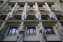 Brno - Fassade Detail