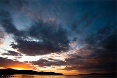 Broadford Bay Sunset (2011 Series)