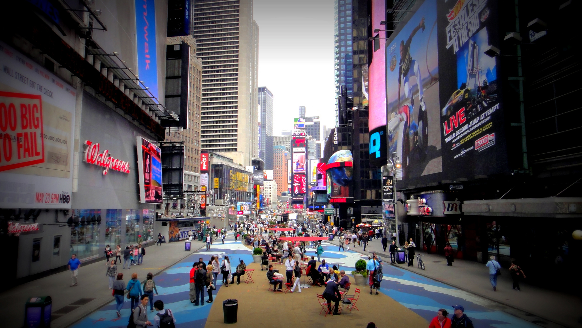 Broadway- Times Square