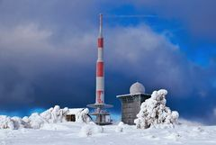 Brocken-im-Schnee