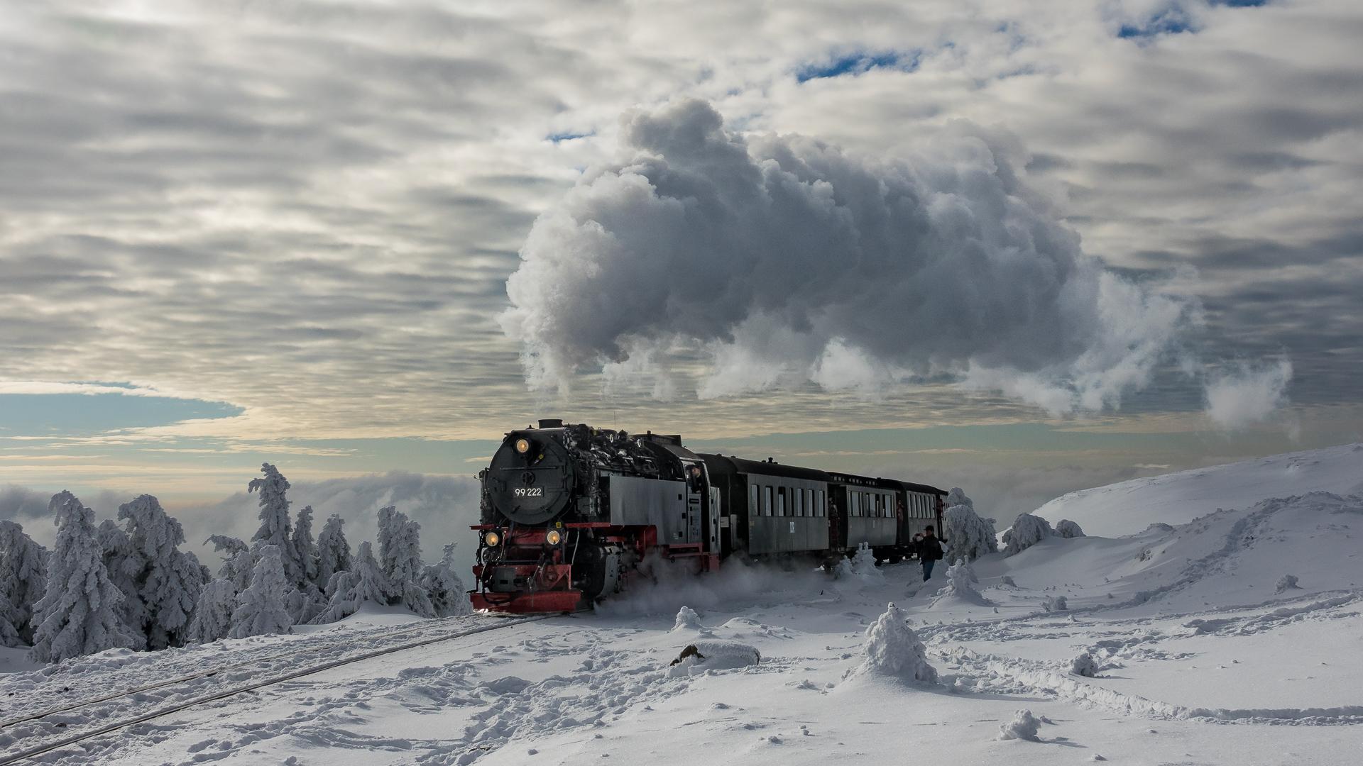Brockenbahn - 99 222