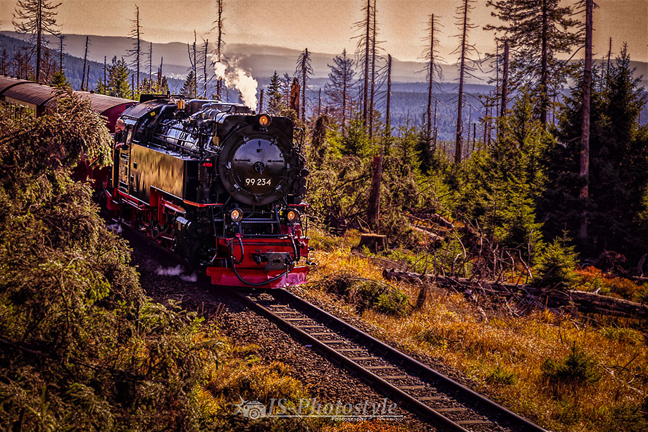 Brockenbahn on Tour