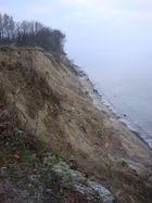 Brodtener Steilküste 1.1.2009