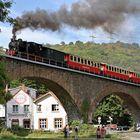 Brohltalbahn Dampf mit HSB 99 6101 am 02.09.2012 (Bild 3)