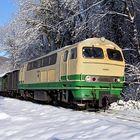 Brohltalbahn Nikolausfahrt am 08.12.2012