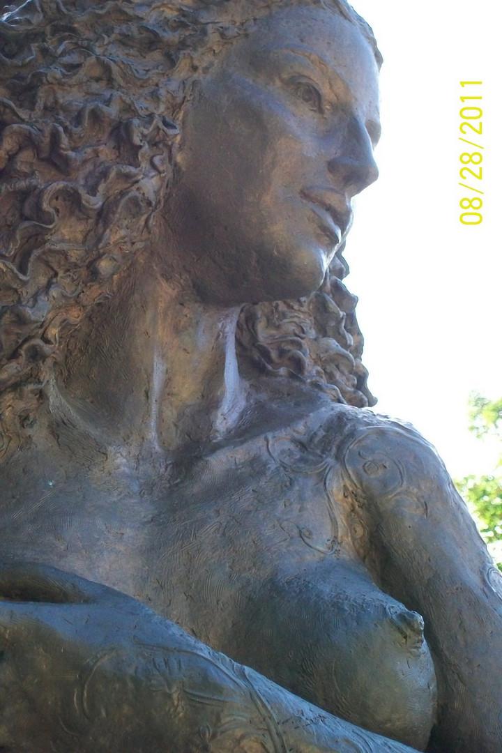 Bronze am Weissenstein