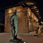 bronze de G Verdi....