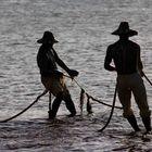 Bronze Fisherman