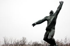 bronze hero