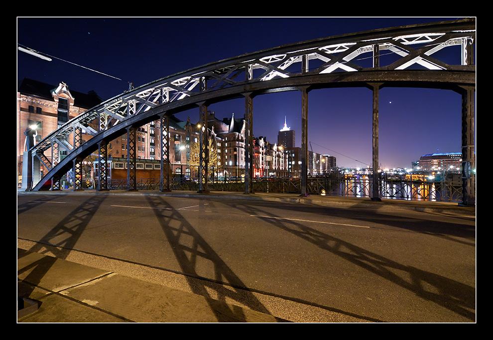 Brookbrücke -die zweite-