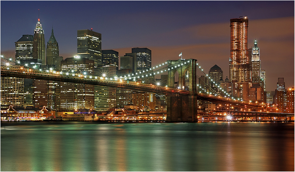 """Brooklyn-Bridge"""